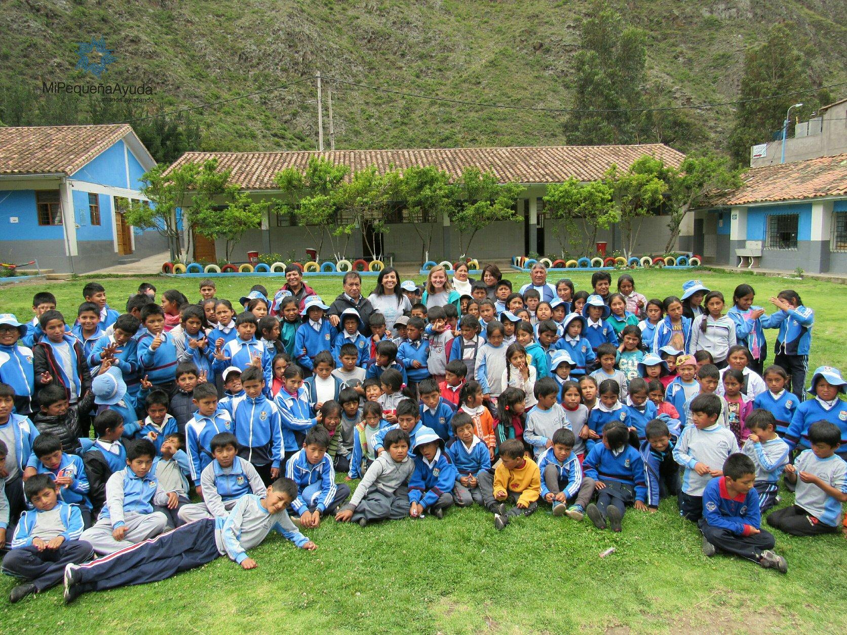 Programa educativo de MSH Perú: Proyecto de inglés