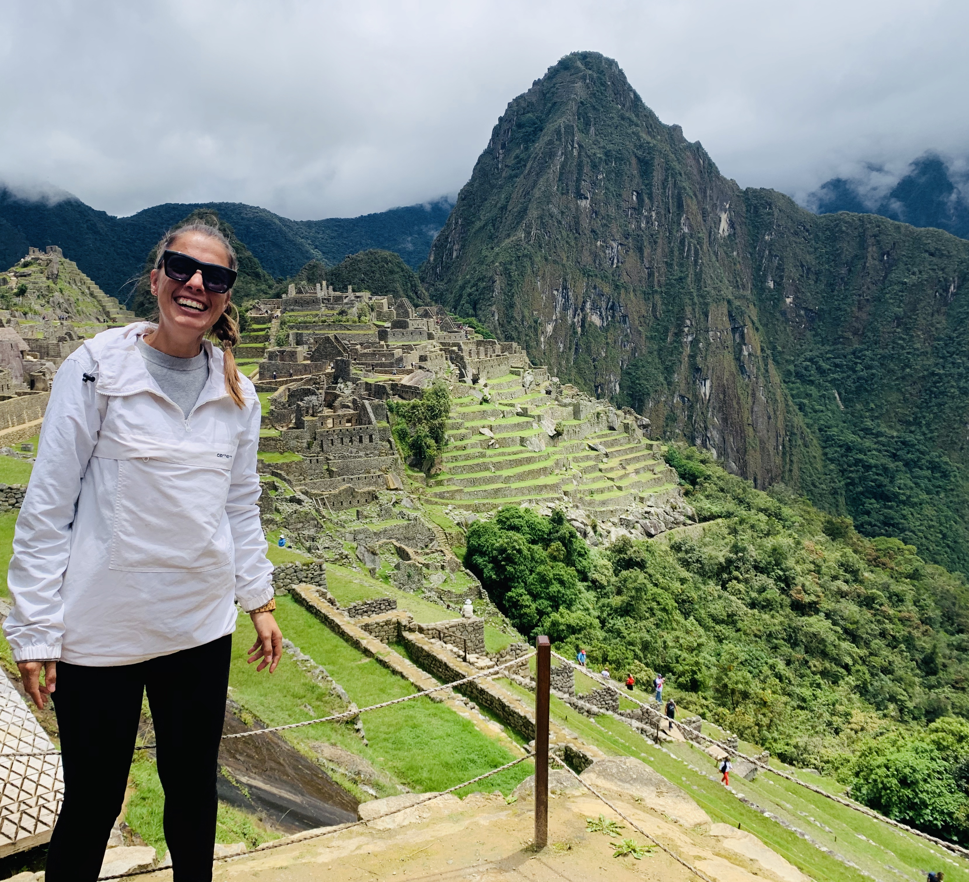 MySmallHelp Peru was and will always be my best coincidence